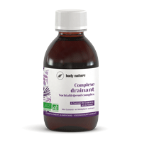 Complexe drainant silhouette Body Nature