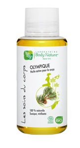Huile olympique Body Nature