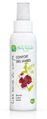 Confort des jambes Body Nature
