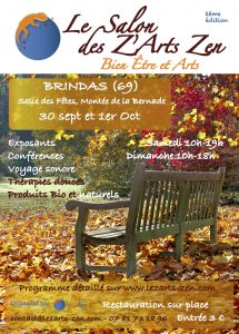 Salon les Z'arts zen Brindas Body Nature