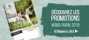 Catalogue avantages promotions mars avril 2019