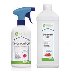 Détartrant gel Body Nature
