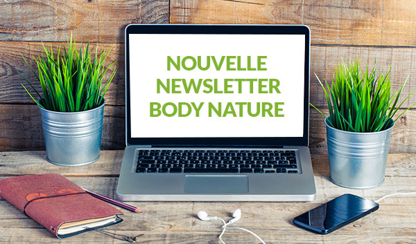 Newsletter Body Nature