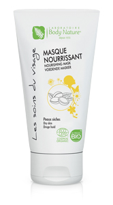 Masque nourrissant Body Nature