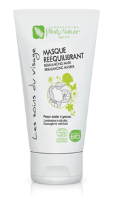 Masque rééquilibrant Body Nature