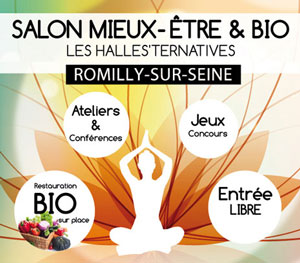 Salon halles'ternatives Romilly