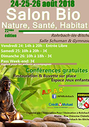 Salon bio nature