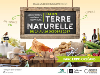 Salon terre naturelle Body Nature