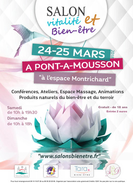 Salon Pont a Mousson Body Nature