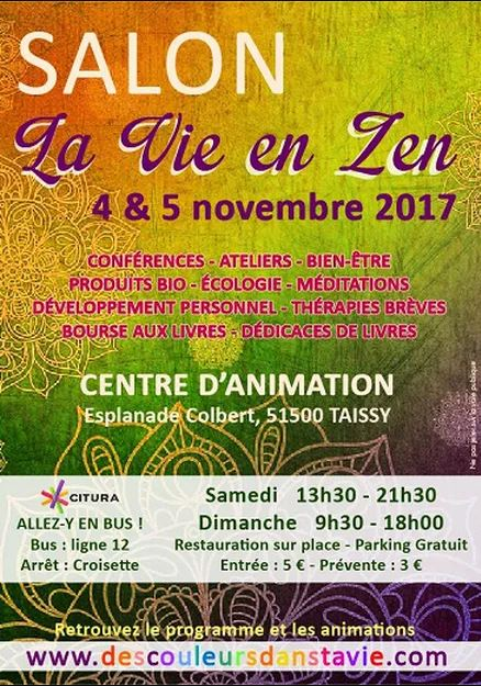 Salon la vie en zen Body Nature