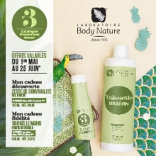 Promotions Body Nature