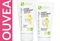 Masques visage Body Nature
