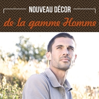 Décor gamme homme Body Nature