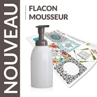 Flacon mousseur Body Nature