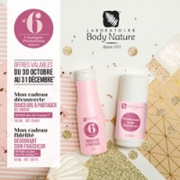 Catalogue promotions Body Nature Nov Dec 2017