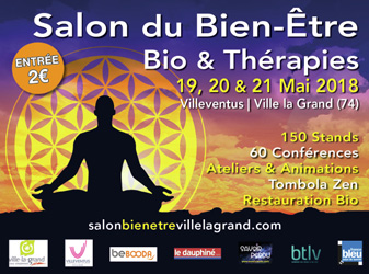 Salon Ville la grand Body Nature