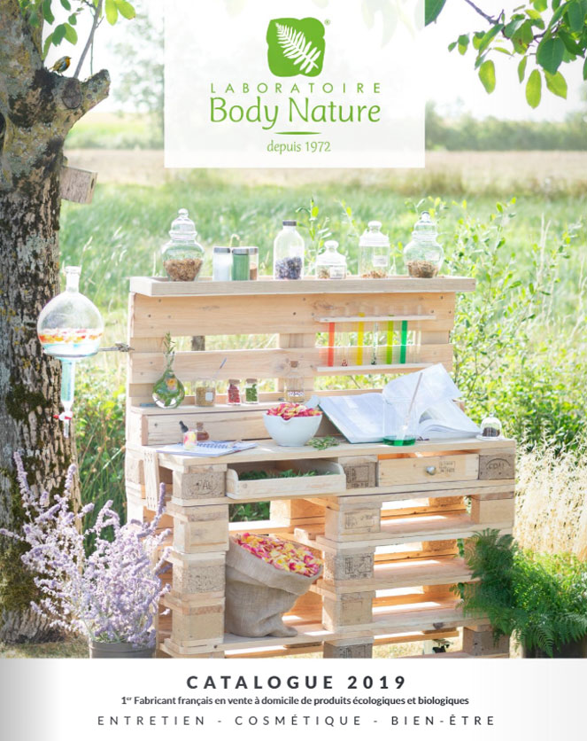 Catalogue Body Nature 2019